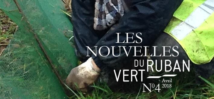 Les Nouvelles du Ruban Vert N°4 Avril 2018