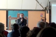 Conférence de Stéphane Pérennes, Directeur de la MFR de Gron