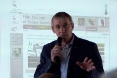Conférence d'Etienne Henriot, Président de la Chambre d'agriculture de l'Yonne