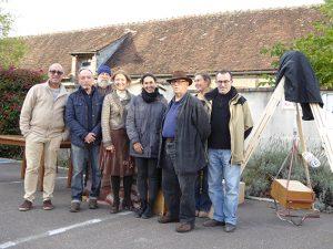 Création du Club Warré du Nord de l'Yonne