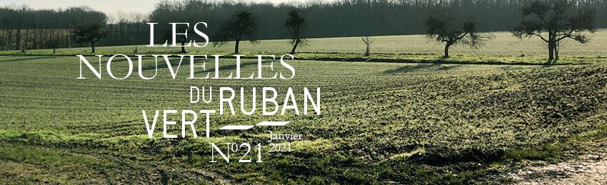 Les Nouvelles du Ruban Vert n° 21 – Janvier 2021